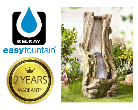 New Kelkay Water Features for 2017