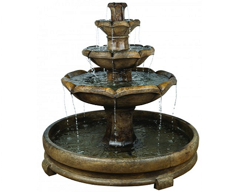 Noisy Water Features & Fountains