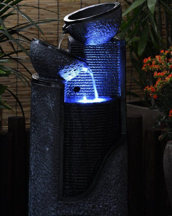 Solar Features With Lights