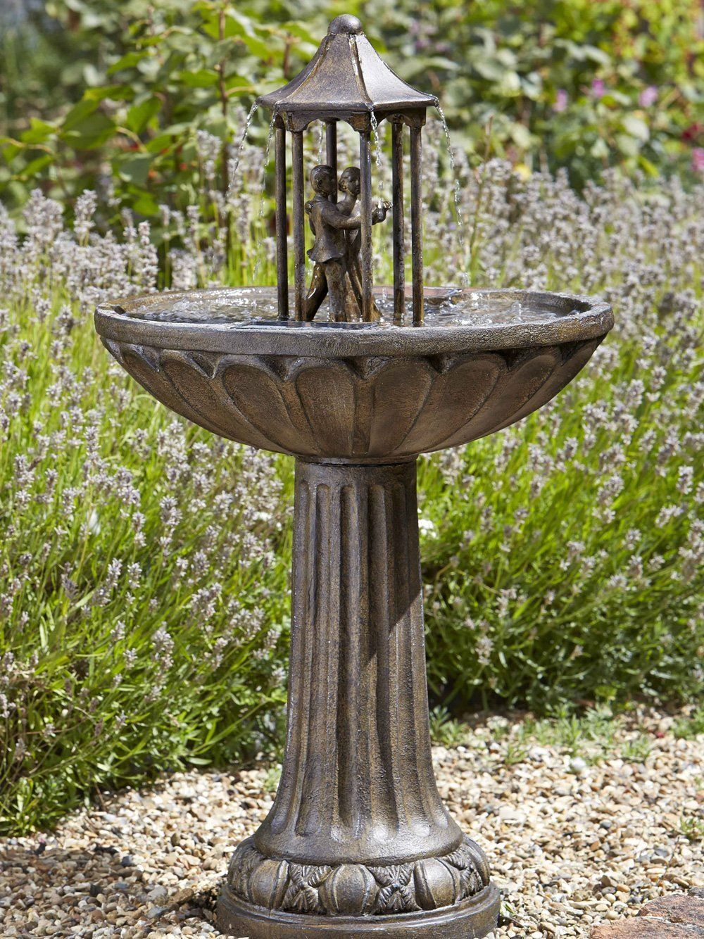 Dancing Couple Fountain By Smart Solar 1170441