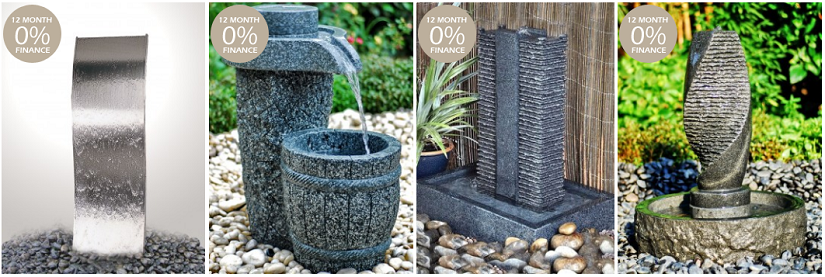 Water Feature Finance
